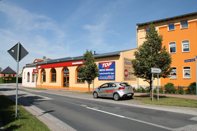 KIA Autohaus Hoffmann - Kontakt und Anfahrt