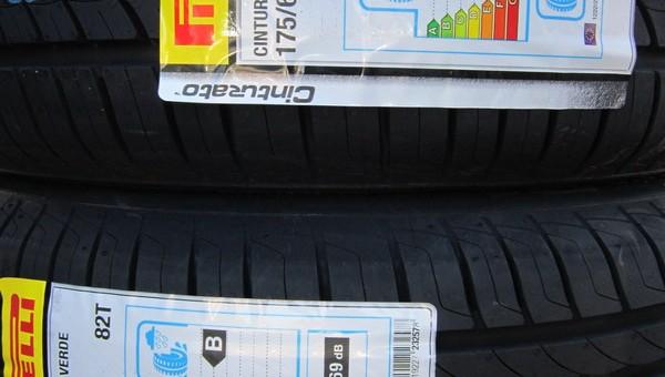 Informationen zum neuen Reifenlabel