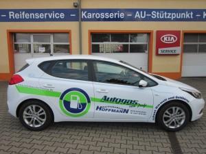 Autogas Umrüstung - die günstige Alternative bei Autohaus Hoffmann