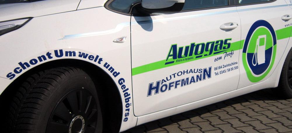 KIA Autohaus Hoffmann - Autogas Umrüstung