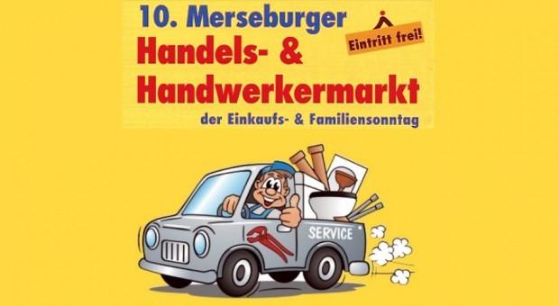 Merseburger Handwerkermarkt 2016