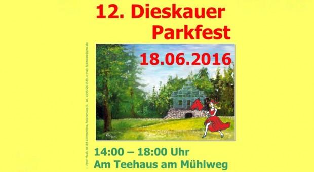Dieskauer Parkfest 2016