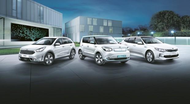 Hybrid- und Elektrofahrzeuge