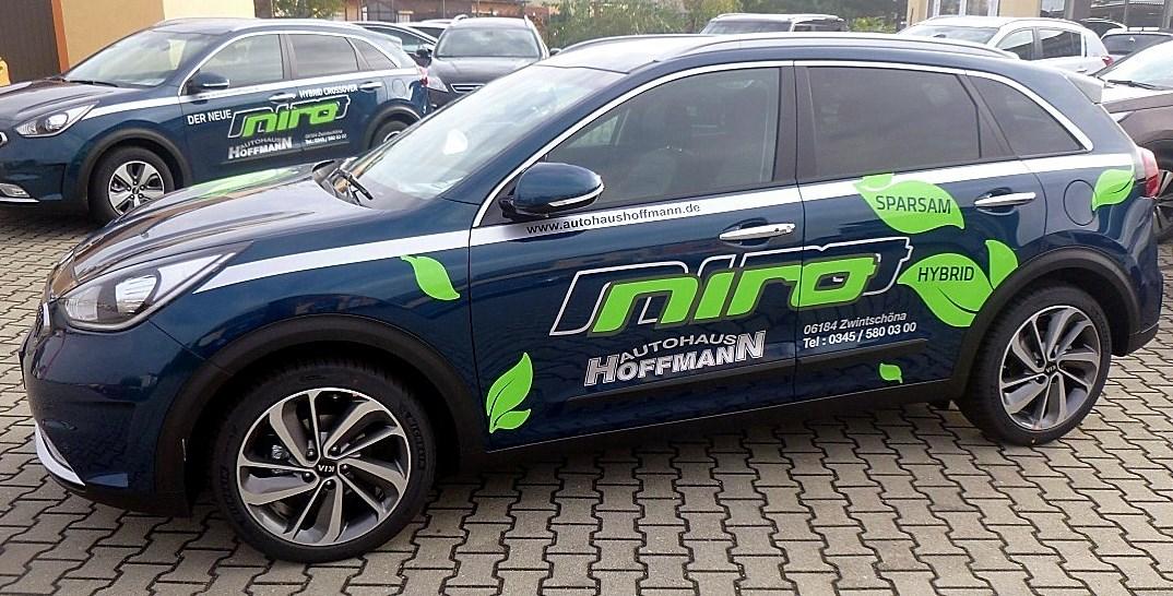 KIA Niro KIA Autohaus Hoffmann Start